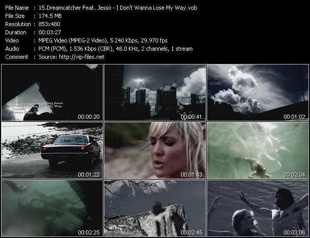 Dreamcatcher Feat. Jesso - I Don't Wanna Lose My Way