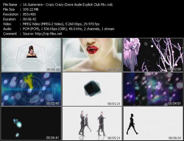 Guinevere - Crazy Crazy (Dave Aude Explicit Club Mix
