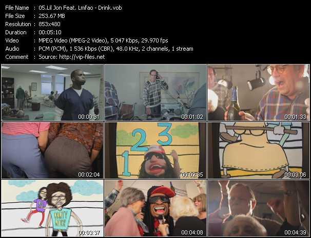 Lil' Jon Feat. Lmfao - Drink