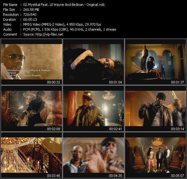 Mystikal Feat. Lil' Wayne And Birdman - Original