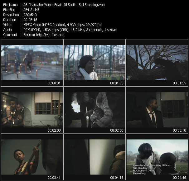 Pharoahe Monch Feat. Jill Scott - Still Standing