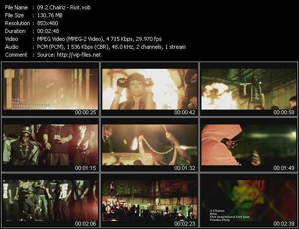 2 Chainz - Riot