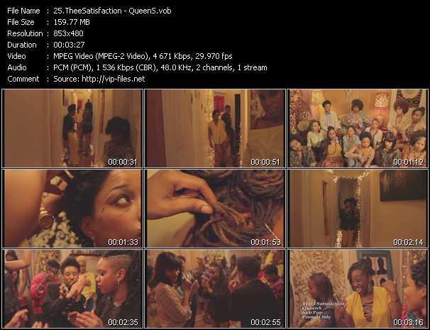 TheeSatisfaction - QueenS