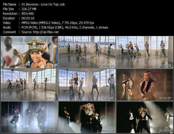 Beyonce - Love On Top