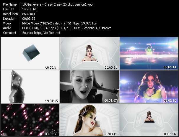 Guinevere - Crazy Crazy (Explicit Version)