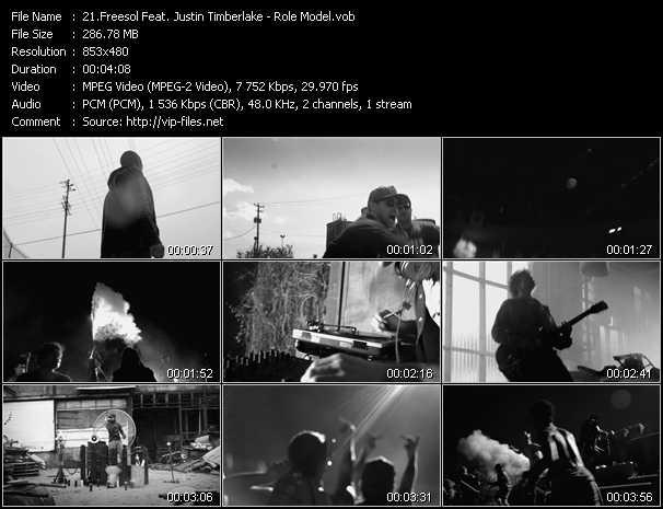 FreeSol Feat. Justin Timberlake - Role Model