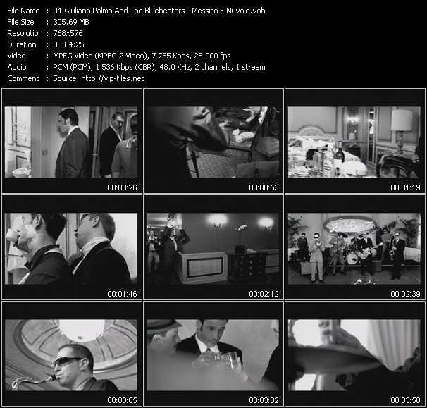 Giuliano Palma And The Bluebeaters - Messico E Nuvole