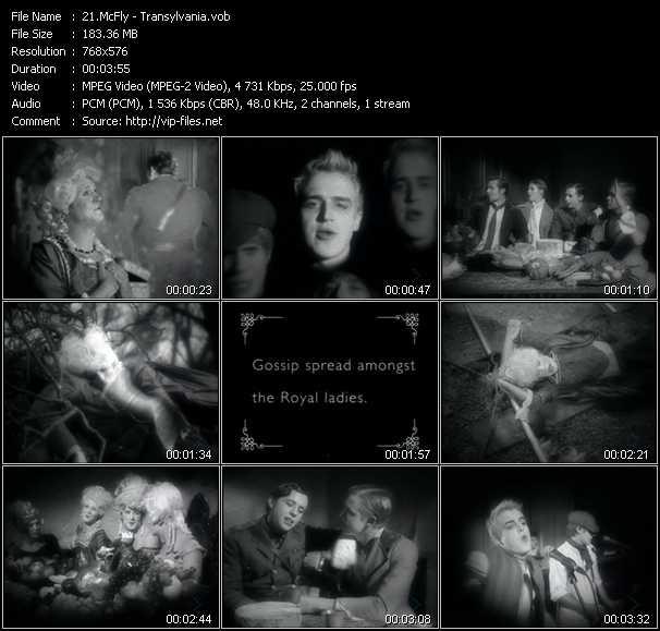 McFly - Transylvania