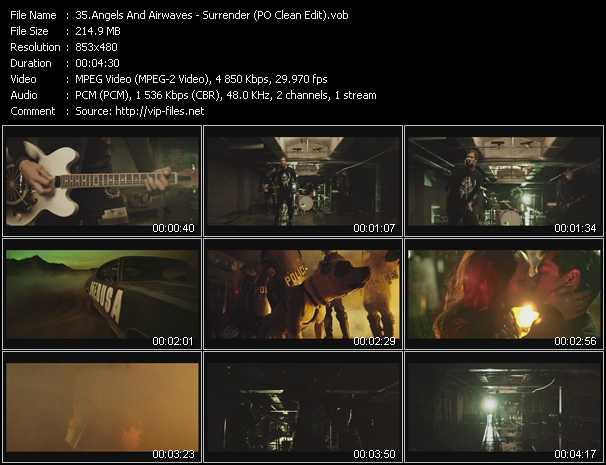 Angels And Airwaves - Surrender (PO Clean Edit)