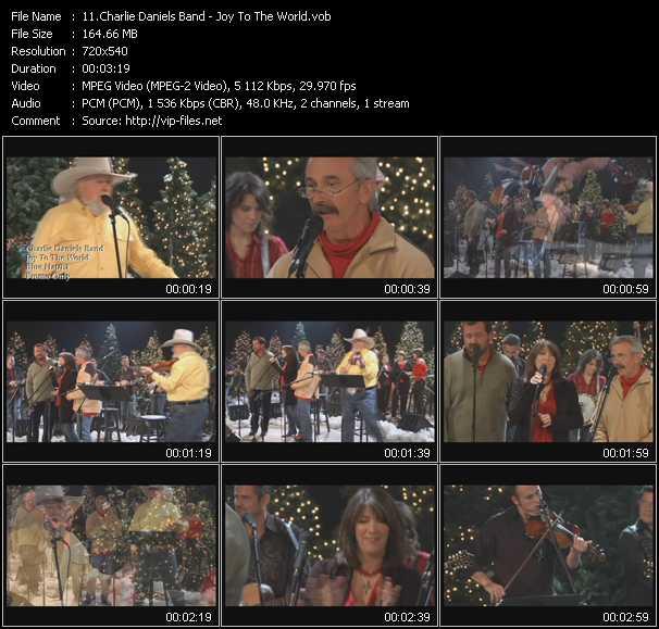 Charlie Daniels Band - Joy To The World