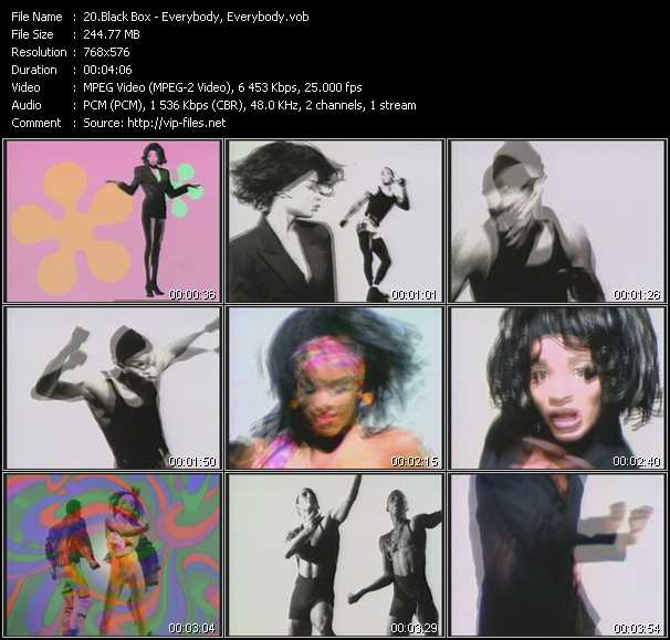 Black Box - Everybody, Everybody
