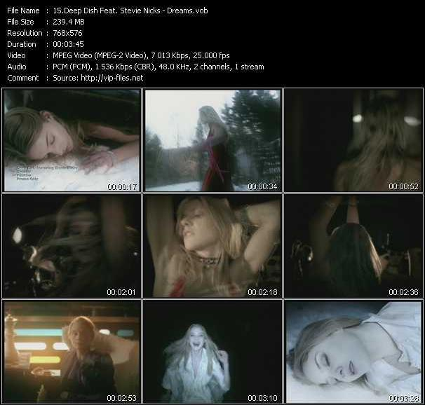 Deep Dish Feat. Stevie Nicks - Dreams