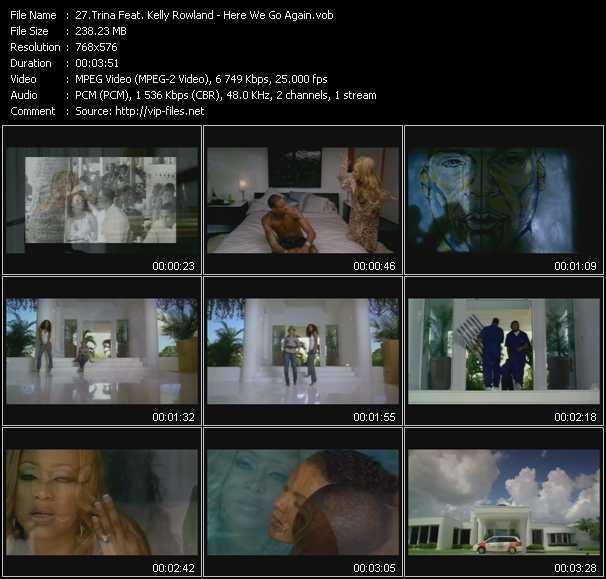 Trina Feat. Kelly Rowland - Here We Go Again