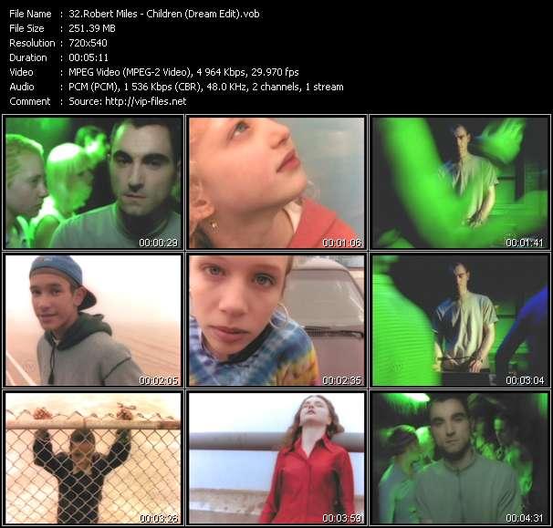 Robert Miles - Children (Dream Edit)